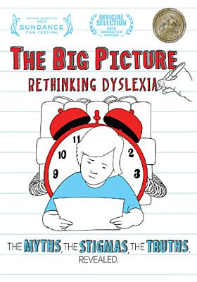 BIG PICTURE:RETHINKING DYSLEXIA BY REDFORD,JAMES (DVD)